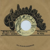 Marvin Brooks - Old Time Day / The Mercenaries - version (Mummy / Dub Store Records) JPN 7""